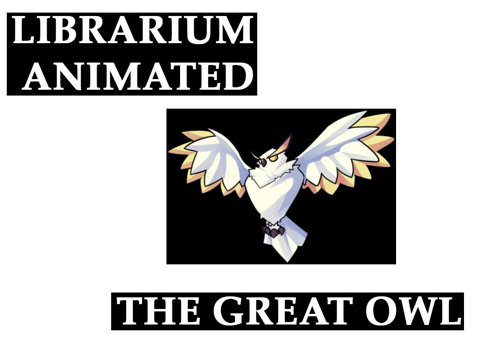 Librarium animated great owl kashics voltagebd Choice Image